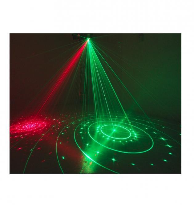LED五合一效果燈 4