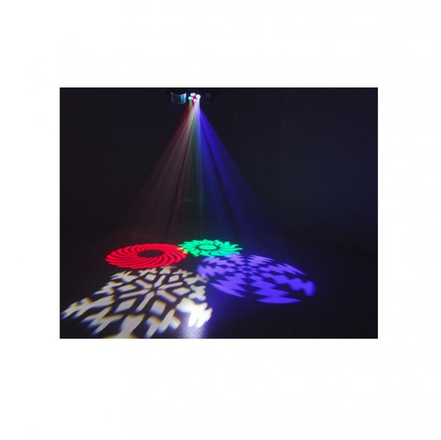 LED五合一效果燈 2