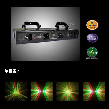 D250RG四頭雷射燈 1