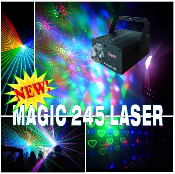 LED 3WMAGIC245雷射激光燈 1