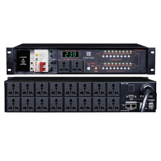 HD-W1802電源順序開關 1