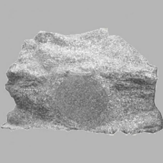 WS623石頭造型喇叭 1
