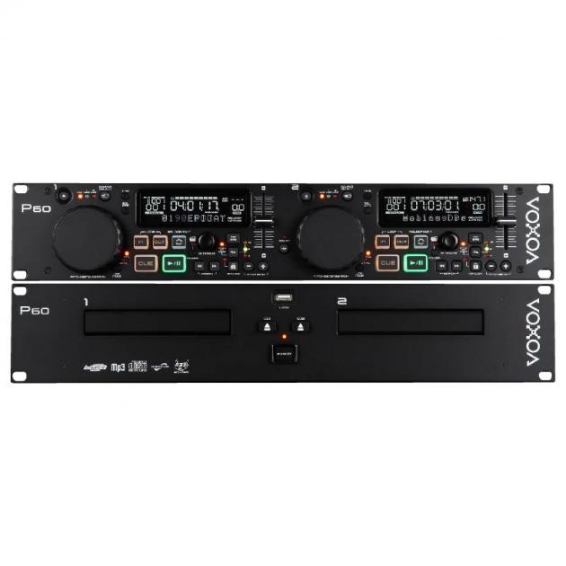 P60雙CD/MP3 USB播放器 1