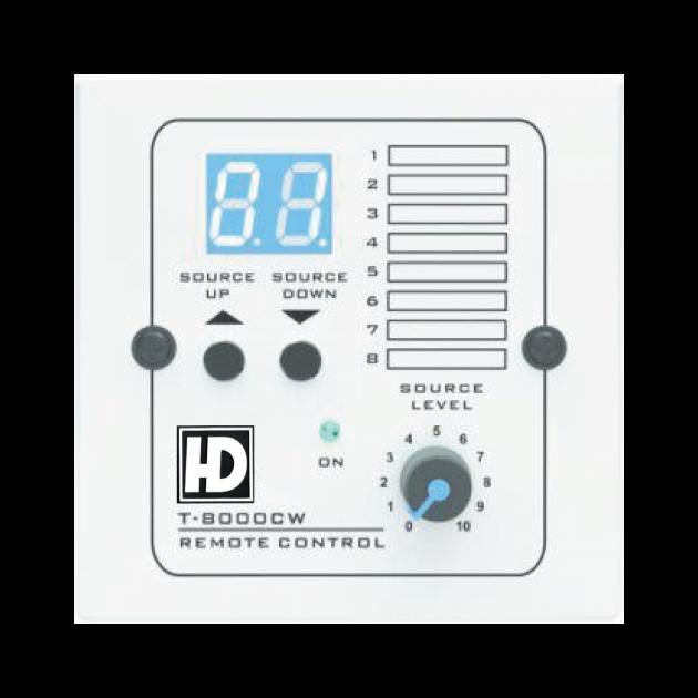 T8000多房間數位矩陣控制器 3