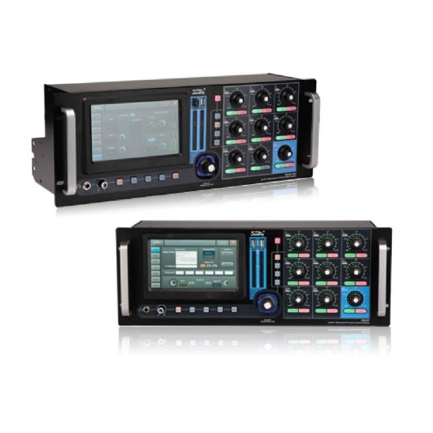 DB20P 20CH觸控數位混音器 1