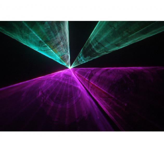 1.5W全彩動畫雷射激光燈 3