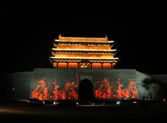 LED投影燈/火焰燈 4