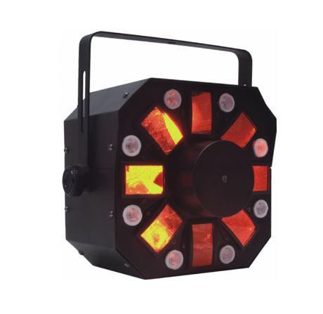 LED&雷射刺月花燈 1
