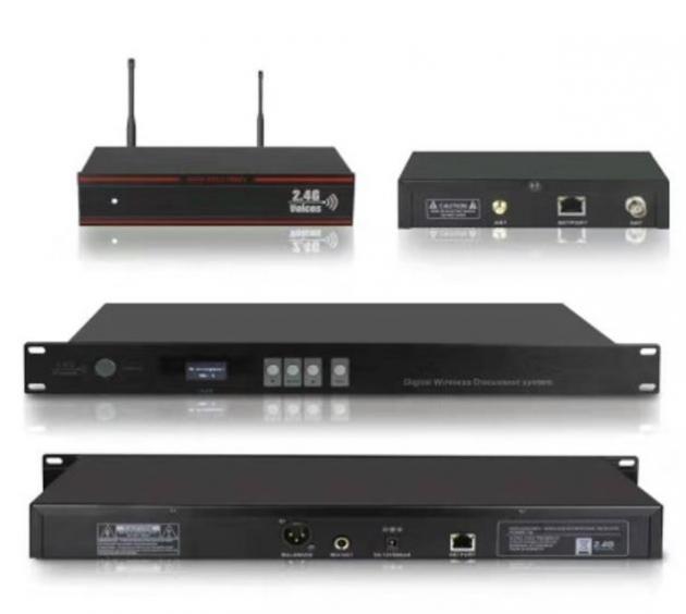 無線會議主機 W01 2