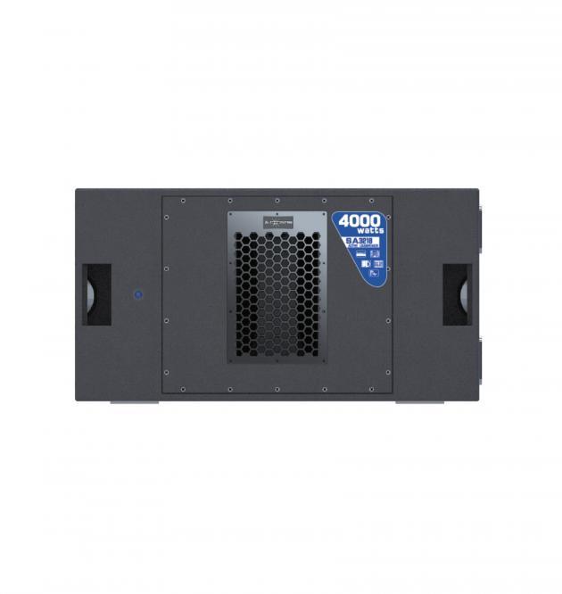 Audiocenter SA3系列帶DSP揚聲器 3