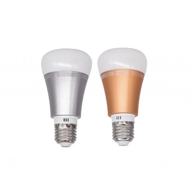 LED調光調色智能燈泡 1