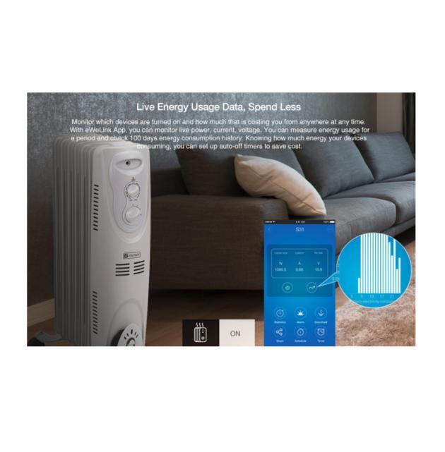 電壓監測智能插座 3