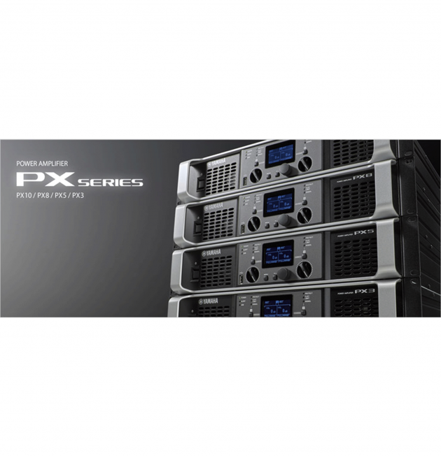 擴大機 PX Series 1