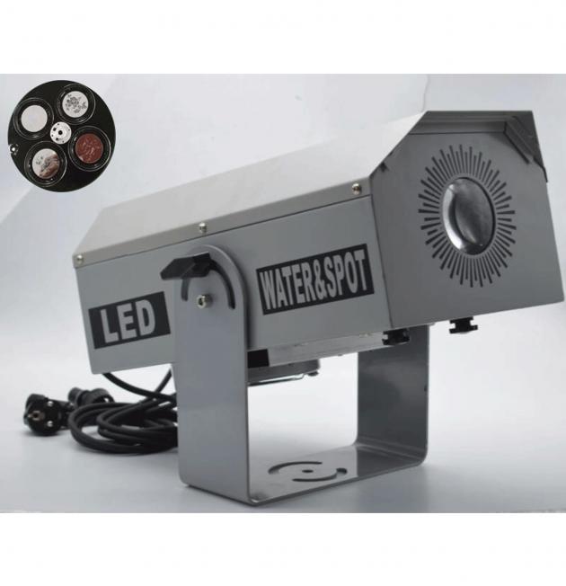 LED 自動調焦戶外防水造景LOGO(可放4片)多片效果燈 1