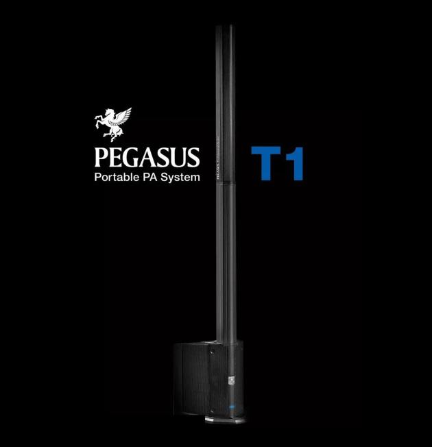 T1主動式1.1喇叭系統 1