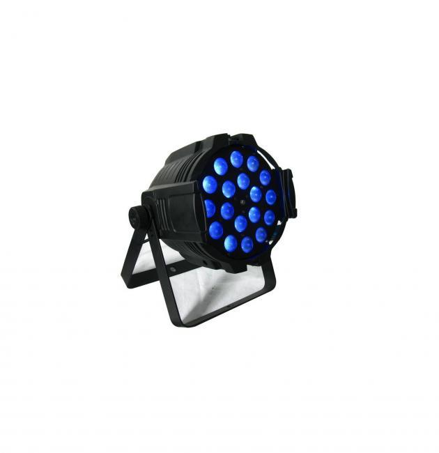 LED 18顆12W PAR可調焦 1
