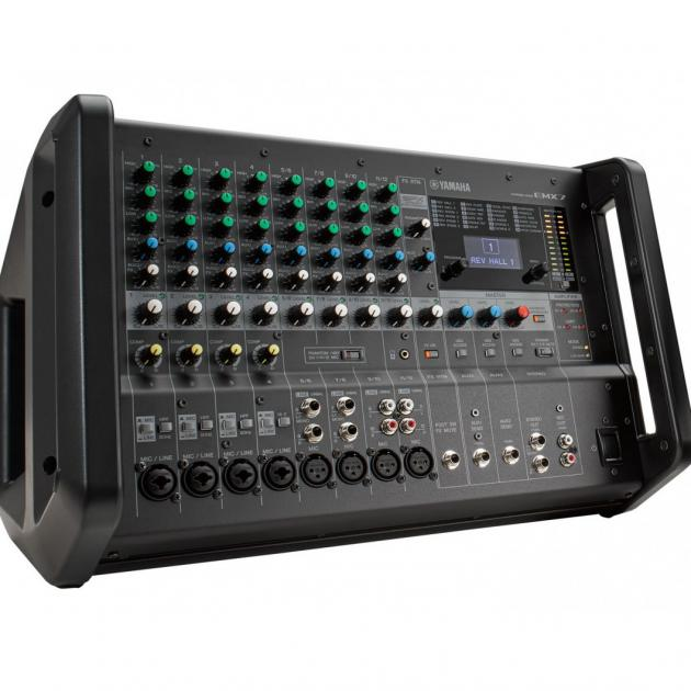 YAMAHA EMX 7混音器 1