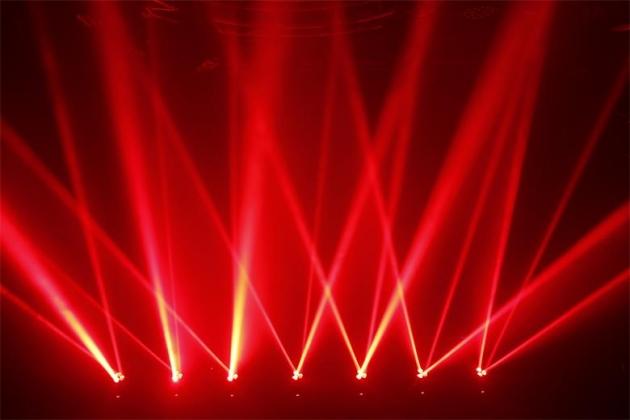 3顆15W蜂眼PAR燈 4
