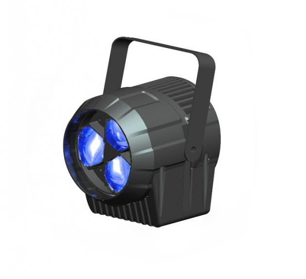 3顆15W蜂眼PAR燈 1