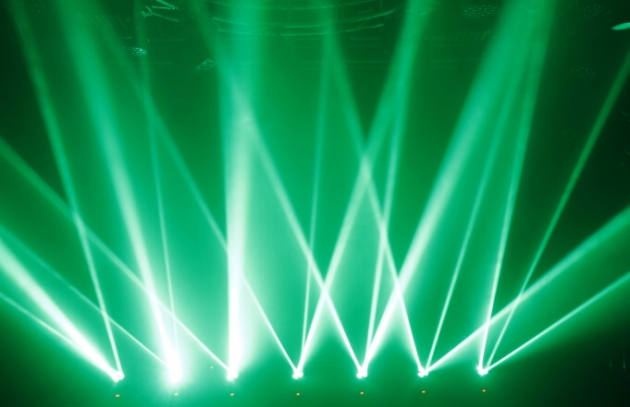 3顆15W蜂眼PAR燈 3