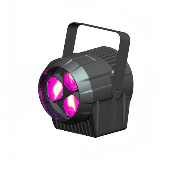 3顆15W調焦PAR燈 1