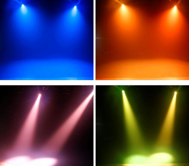 7顆15W調焦PAR燈 3