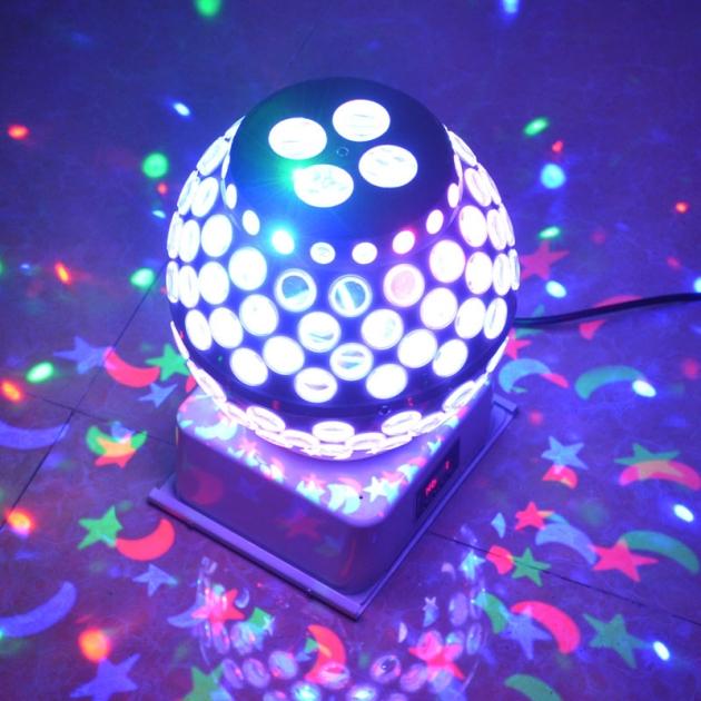 LED大魔球鐳射燈 1