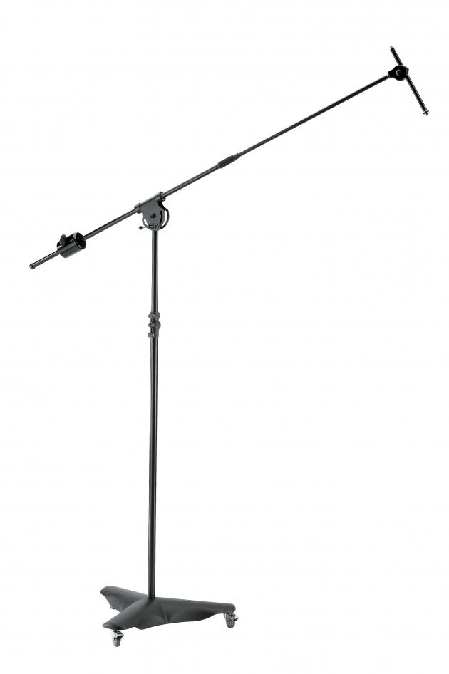 K&M 21430長型收音麥克風支架 1