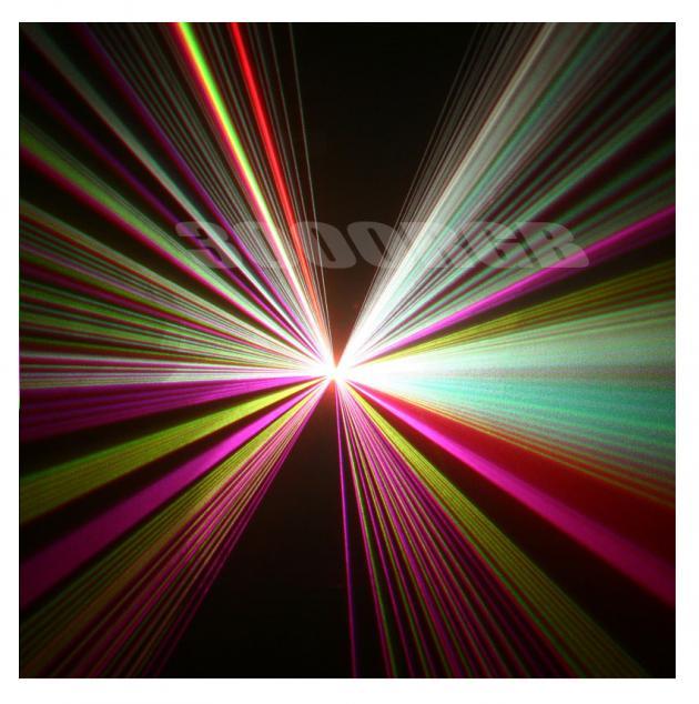 3W全彩動畫雷射激光燈 3