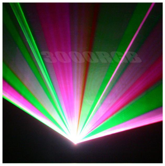 3W全彩動畫雷射激光燈 2