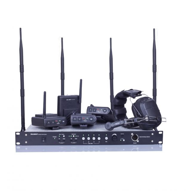 MDS-400四通道全雙工無線通話主 1