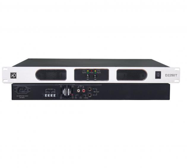 網路多功能數位式擴大機 D2250T 1