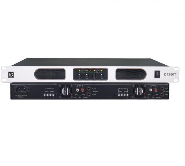 網路多功能數位式擴大機 D4250T 1