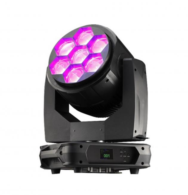 60W蜂眼調焦搖頭燈 1
