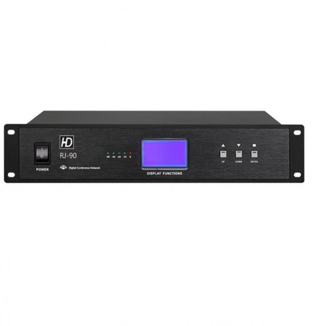 HD RJ90數位網路Cat5多功能會議主機 1