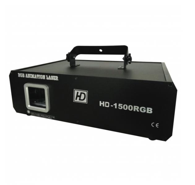 APP1.5W全彩動畫雷射激光燈 1