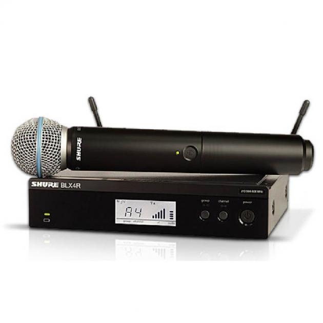 Shure BLX  無線麥克風系統 1