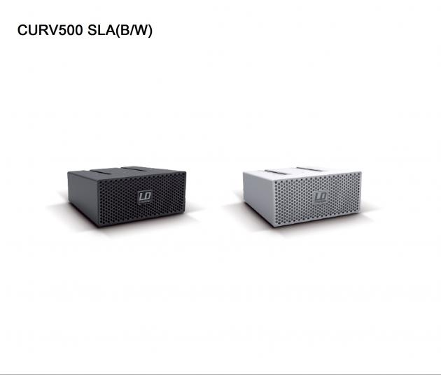 CURV500 S2 多功能輔助喇叭及線性陣列喇叭 2