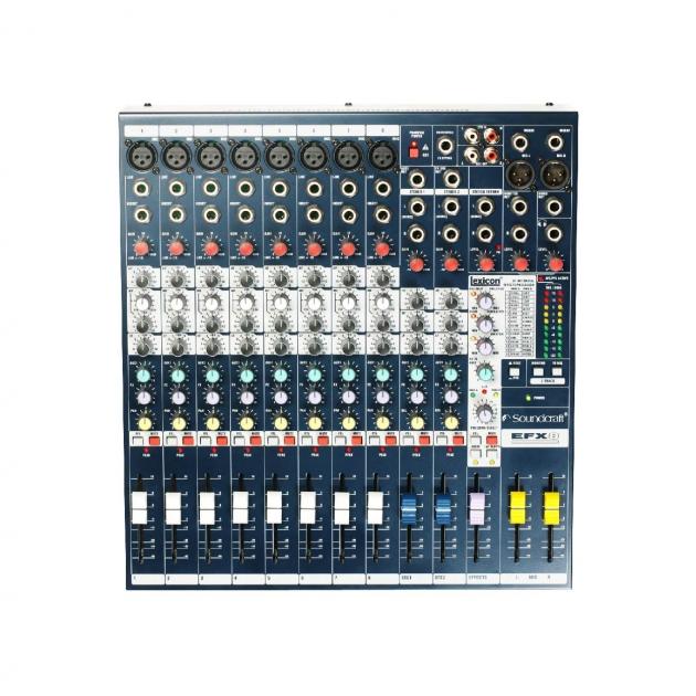 EFX8類比混音機 1