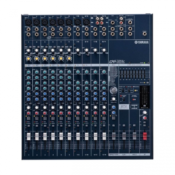 混音擴大機 EMX5014C 1