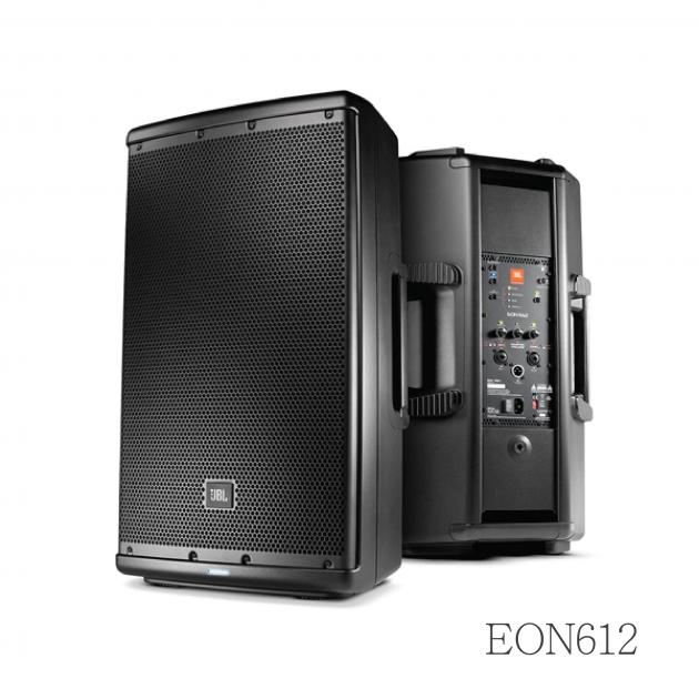 EON610 Series主動喇叭 3