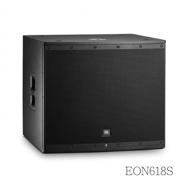 EON610 Series主動喇叭 5