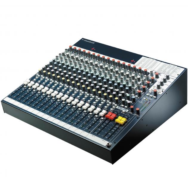 FX16II類比混音機 2