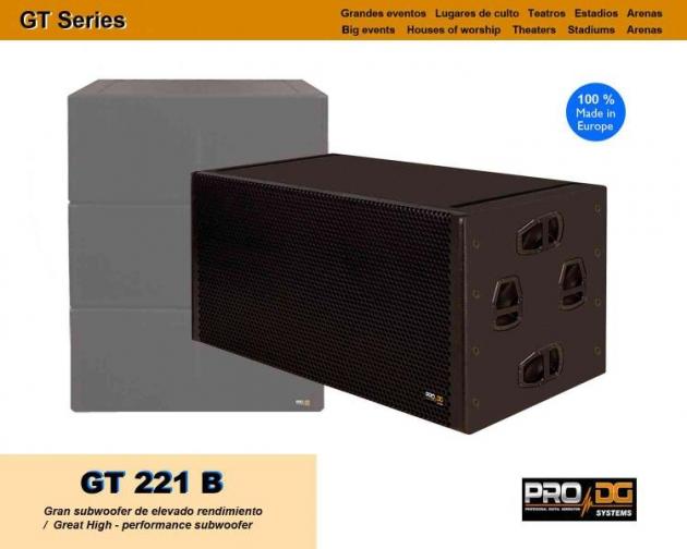 GT221B喇叭 6
