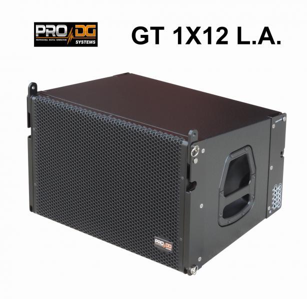 GT1X12LA線性喇叭 1