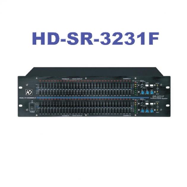 HD-SR3231F 2*31段EQ 1