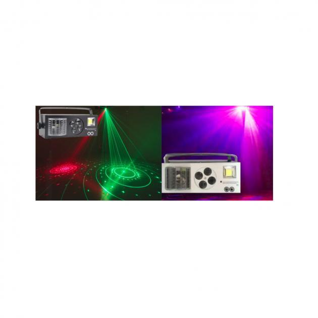 LED五合一效果燈 1