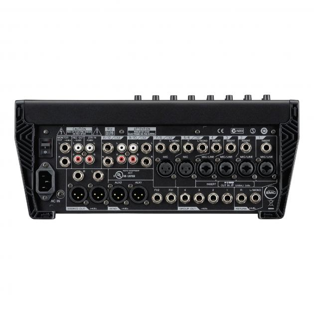MGP12X類比混音機 2