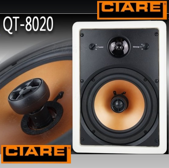 QT-8020專業三音路吸頂喇叭 1