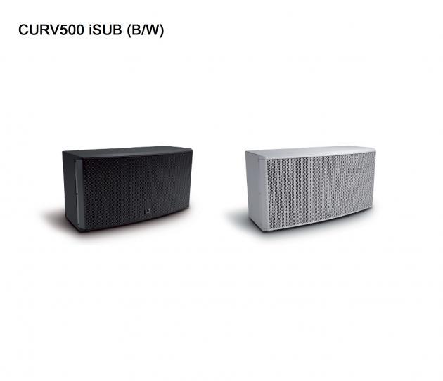 CURV500 S2 多功能輔助喇叭及線性陣列喇叭 3